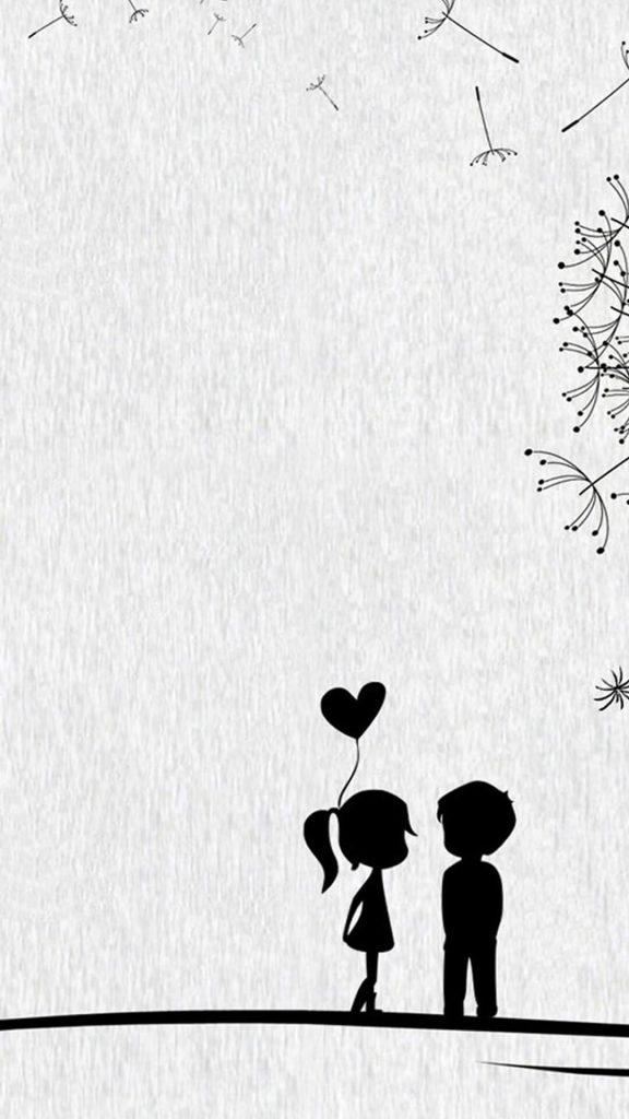 hình nền tình yêu buồn