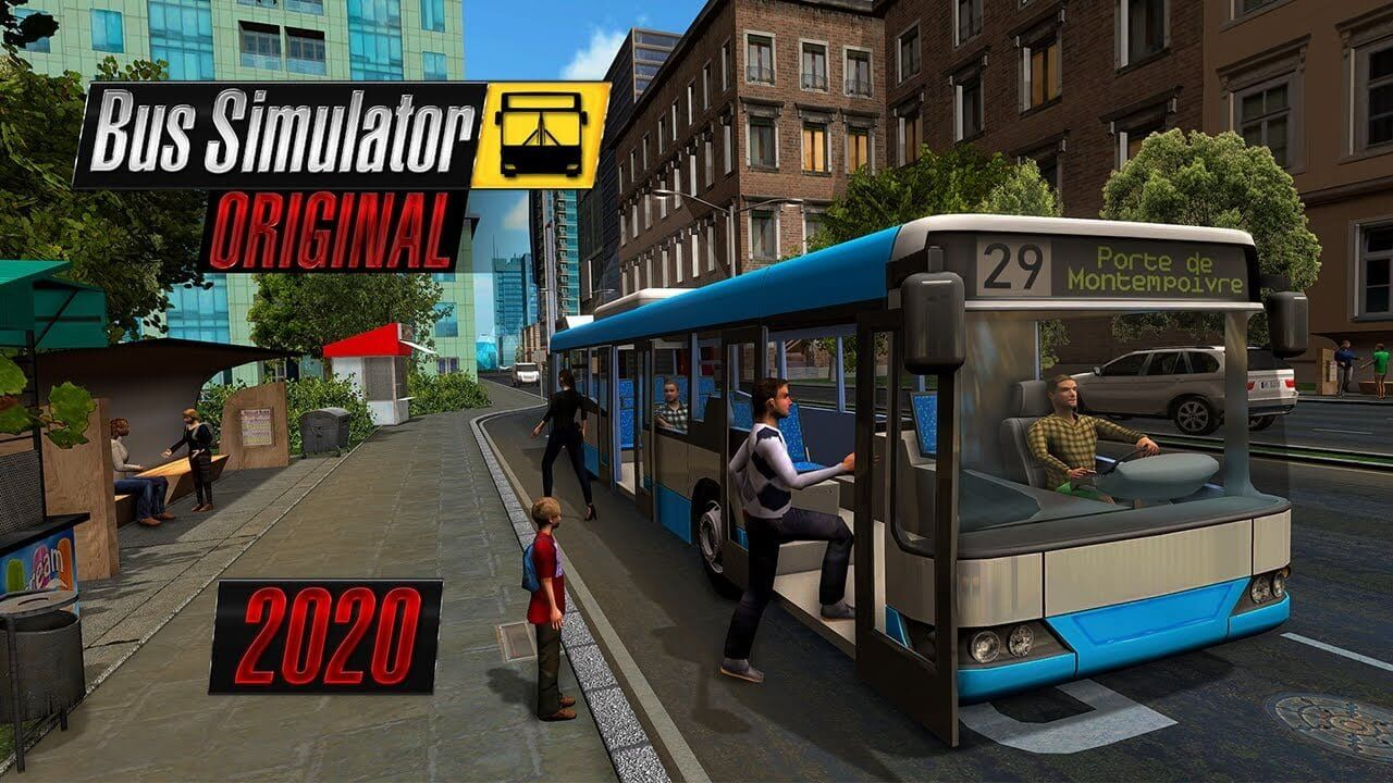 Bus Simulator: Original