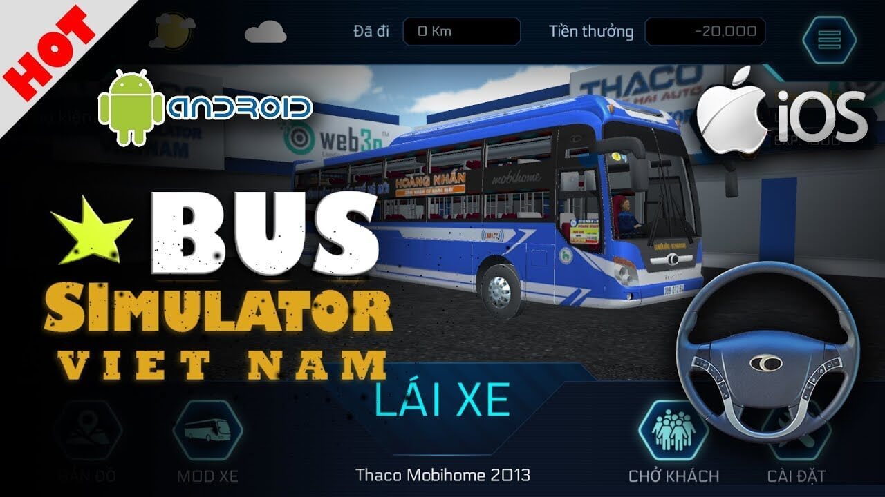 VietNam Bus Simulator