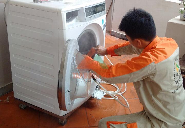 sửa máy giặt tại thanh hóa uy tín