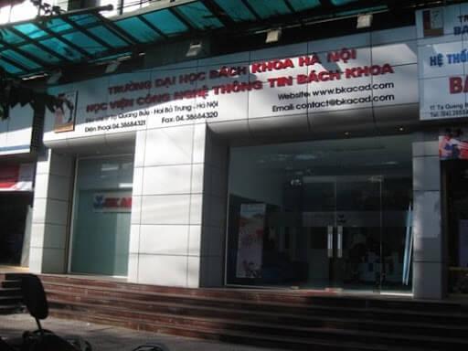 Học viện công nghệ thông tin Bách Khoa