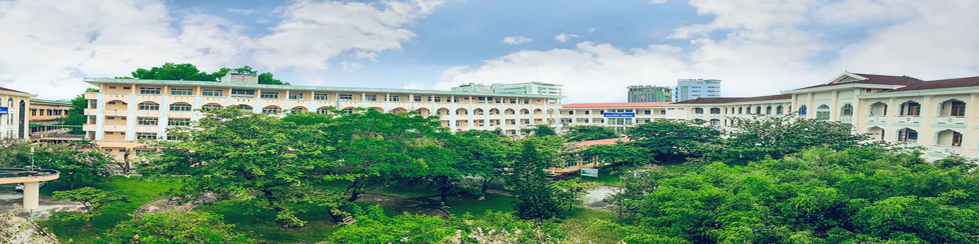 Top các trường đại học ở Huế - Đại học Khoa học Huế