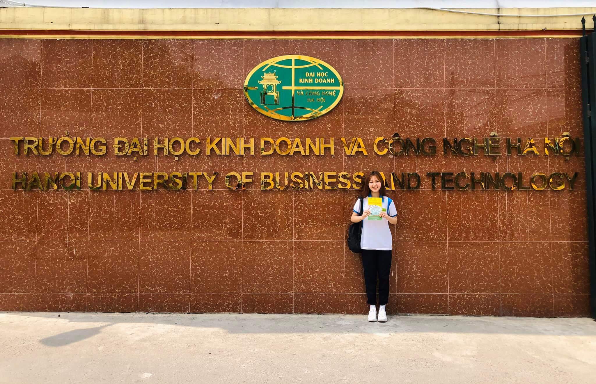 Học phí đại học kinh doanh và công nghệ hà nội