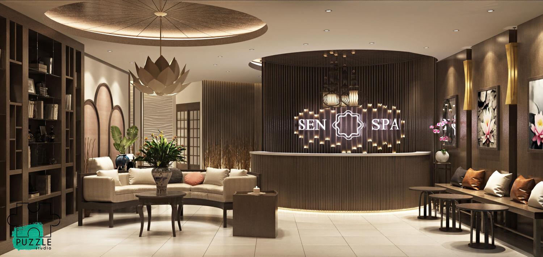 Sen Spa - massage quận 1 hcm