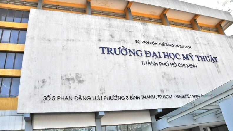 Trường Đại học Quận Bình Thạnh - Đại học mỹ thuật TPHCM