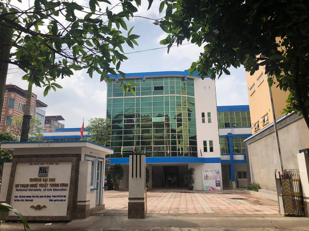 Trường Đại học tại quận Hà Đông