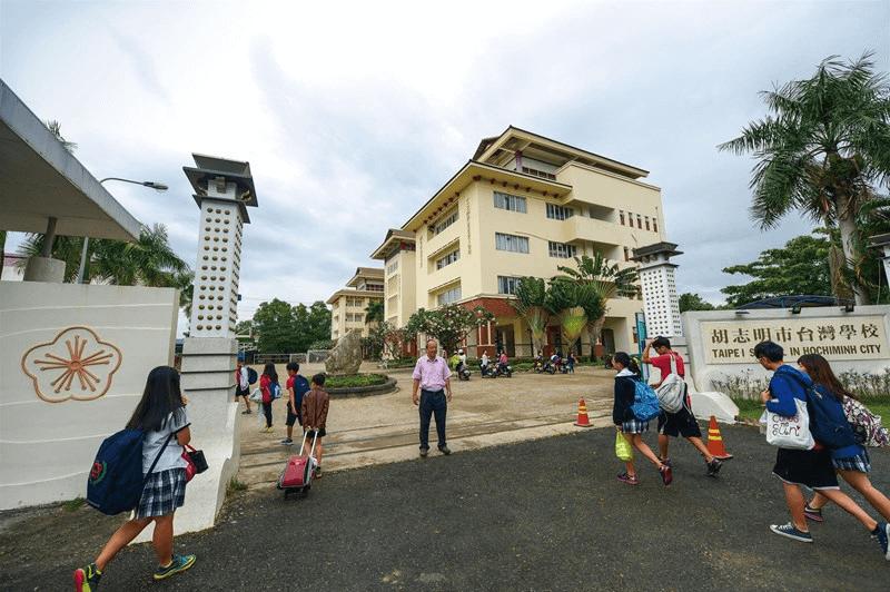 Trường Quốc tế Đài Loan - trường quốc tế Quận 7 uy tín