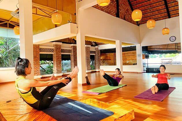 trung tâm yoga ở quận gò vấp